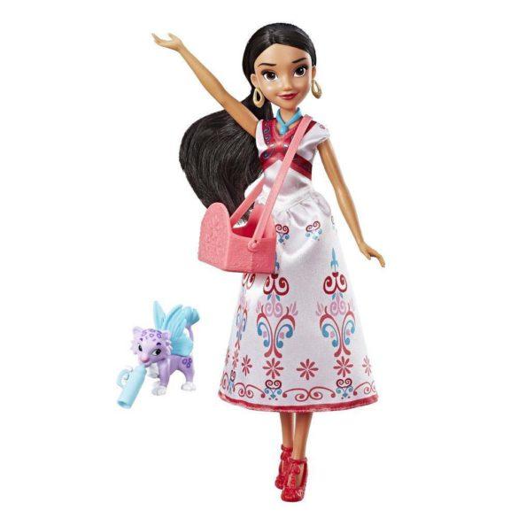 Disney Papusa Elena din Avalor si Figurina Jaquin