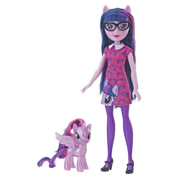 My Little Pony Set Papusa Twilight Sparkle si Ponei