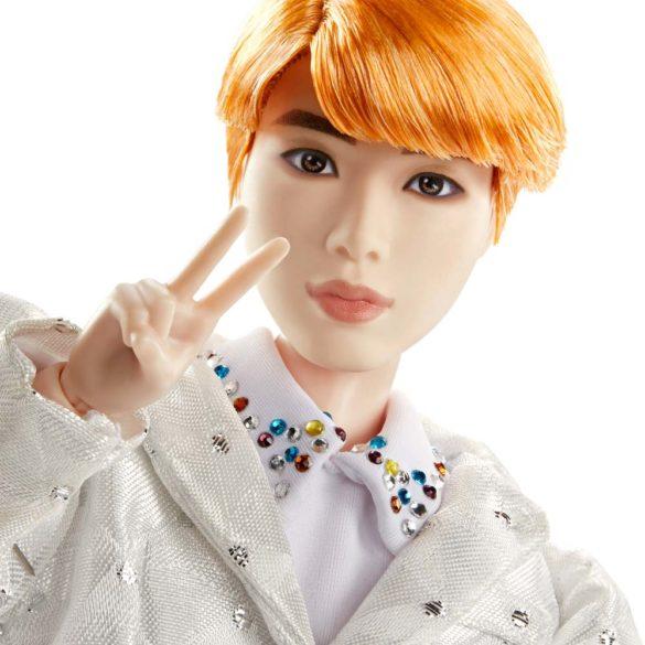 Papusa BTS Jin Colectia Prestige Mattel 3