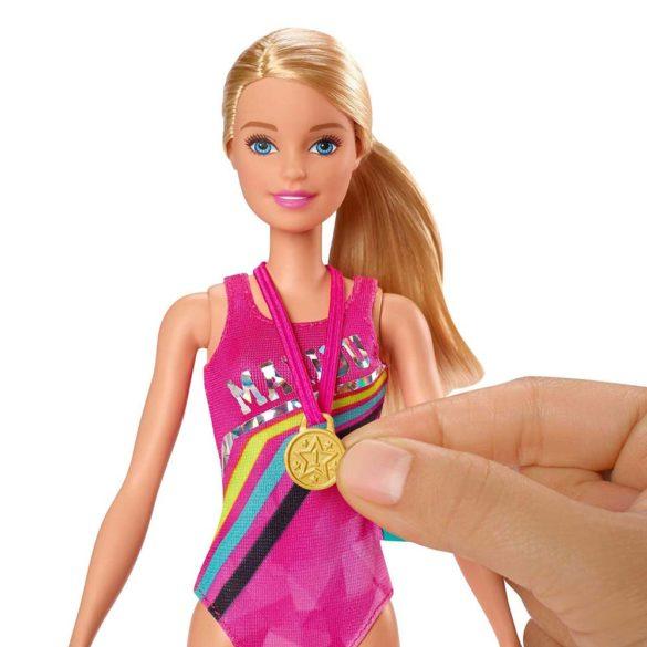 Papusa Barbie Inotatoare cu Rampa de Sarituri 5