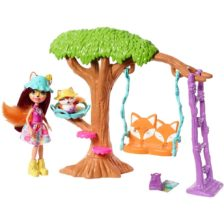 Set de joaca EnchanTimals Aventura din Parc