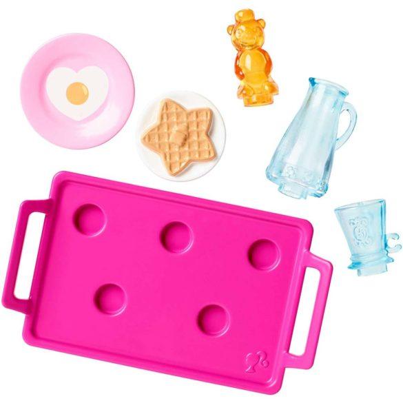 Accesorii Barbie Pachetul pentru Moc Dejun 6 Piese 2