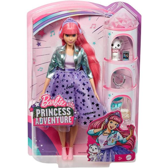 Barbie Aventurile Printeselor Papusa Daisy 6