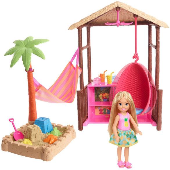 Barbie Club Chelsea Vacanta Tropicala