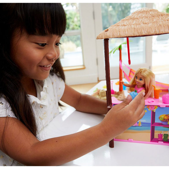 Barbie Club Chelsea Vacanta Tropicala 4