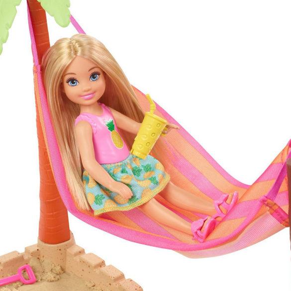 Barbie Club Chelsea Vacanta Tropicala 5