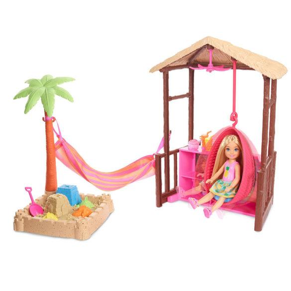 Barbie Club Chelsea Vacanta Tropicala 9