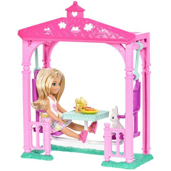 Barbie Club Chelsea cu Balansoar 2