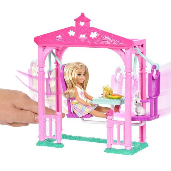 Barbie Club Chelsea cu Balansoar 3