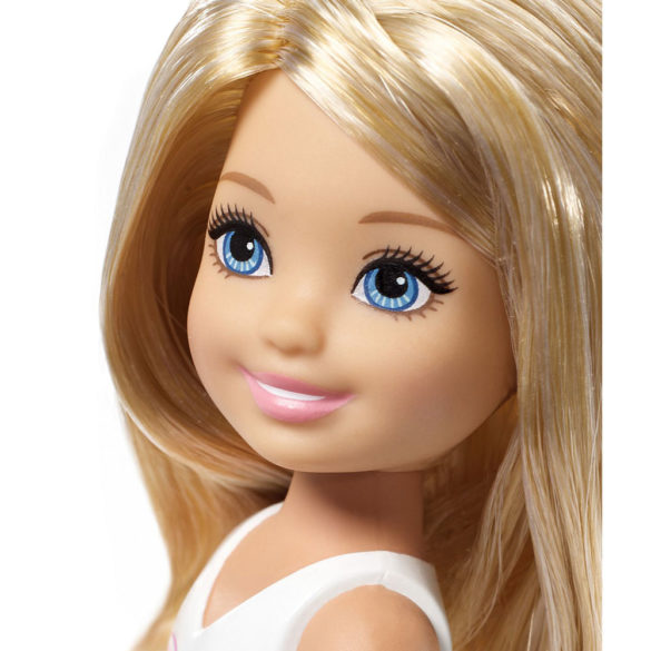 Barbie Club Chelsea cu Balansoar 4