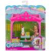 Barbie Club Chelsea cu Balansoar 7