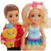 Barbie Dreamtopia Set de Papusi Chelsea Otto 2