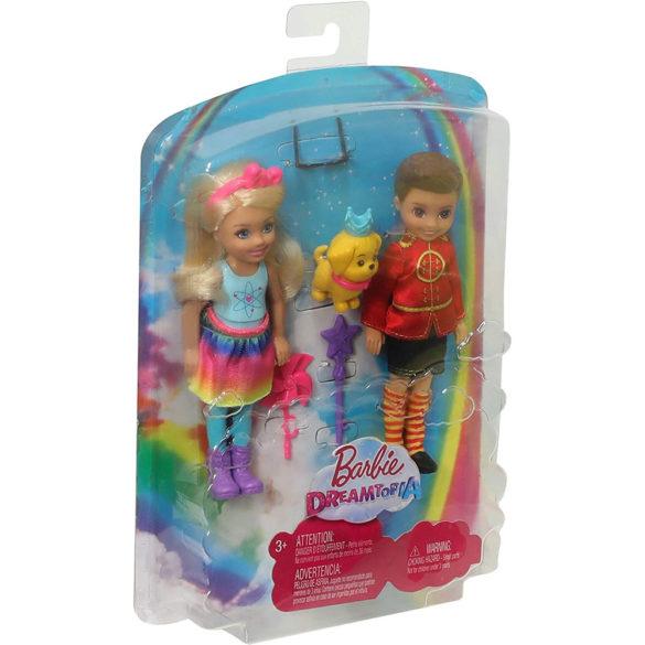 Barbie Dreamtopia Set de Papusi Chelsea Otto 9