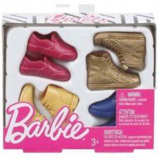 Barbie Set de 4 Perechi Pantofi pentru Papusa Ken