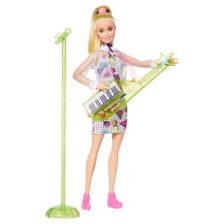 Barbie and The Rockers Papusa cu Chitara