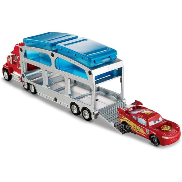 Camionul Mack si Lightning McQueen ce isi Schimba Culoarea 5