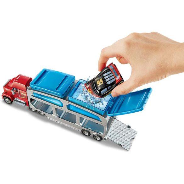 Camionul Mack si Lightning McQueen ce isi Schimba Culoarea 6