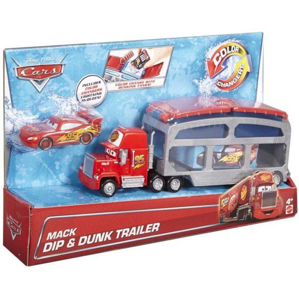 Camionul Mack si Lightning McQueen ce isi Schimba Culoarea 8