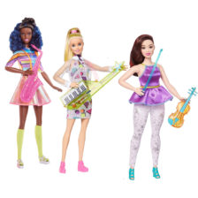 Colectia Barbie and The Rockers