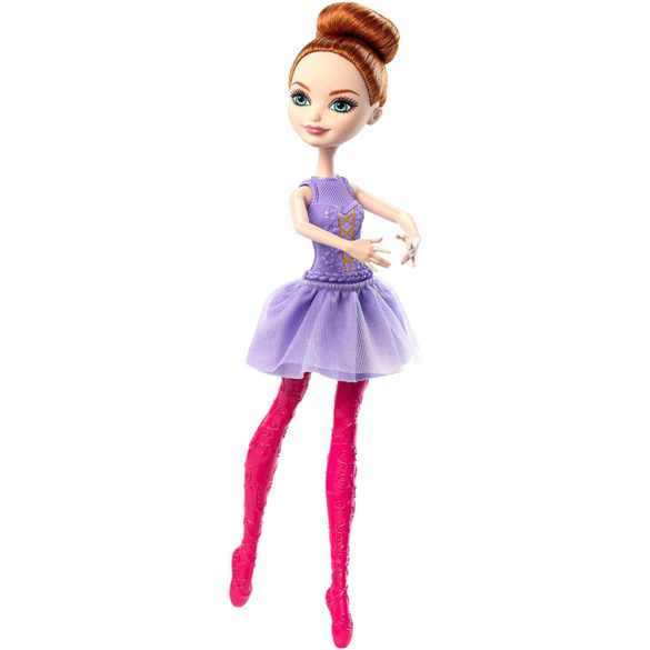 Ever After High Papusa Holly O'hair la ora de balet