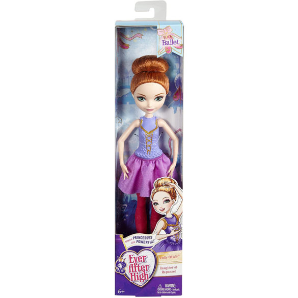 Ever After High Papusa Holly Ohair la ora de balet 6