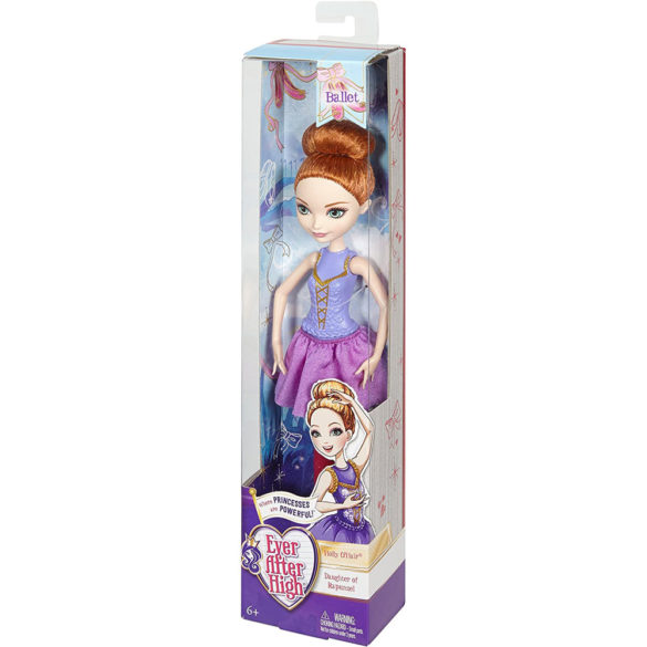 Ever After High Papusa Holly Ohair la ora de balet 7