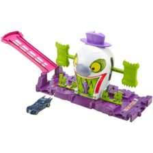Hot Wheels Set de Joaca Joker si Casa de Distractii