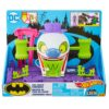 Hot Wheels Set de Joaca Joker si Casa de Distractii 5