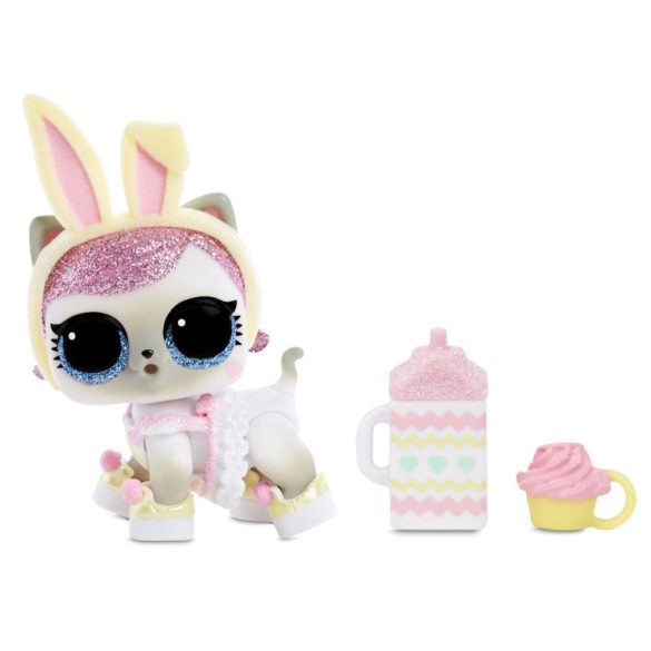 L.O.L. Surprise Colectia Spring Bling Animalute cu 7 Surprize 3