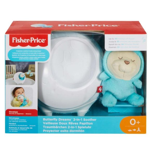 Proiector de tip fluture Fisher Price DYW48 7