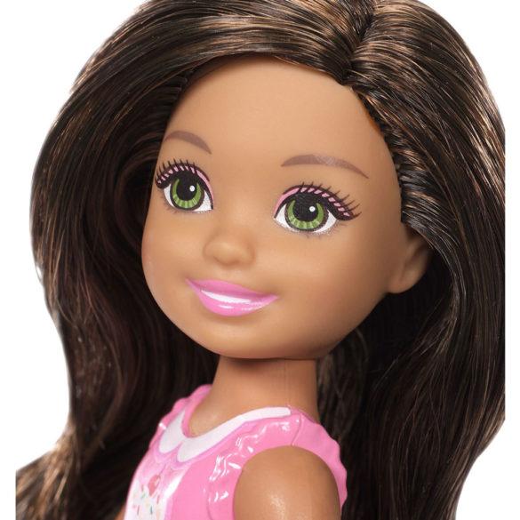 Set de Joaca Barbie Papusa Chelsea si Caruciorul de Inghetata 4