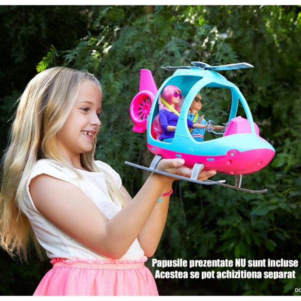 Set de joaca Barbie Dreamhouse Elicopter 2