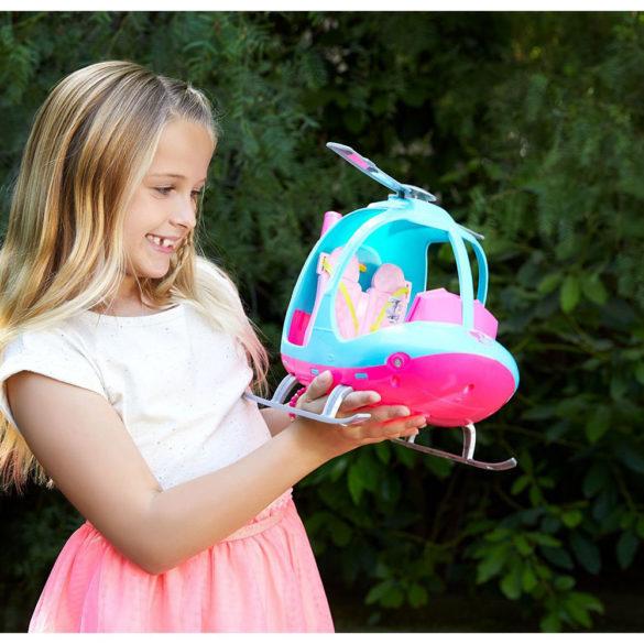 Set de joaca Barbie Dreamhouse Elicopter 3