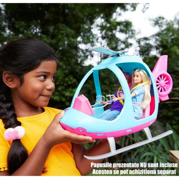 Set de joaca Barbie Dreamhouse Elicopter 4