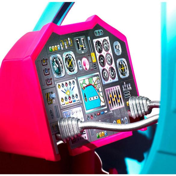 Set de joaca Barbie Dreamhouse Elicopter 5