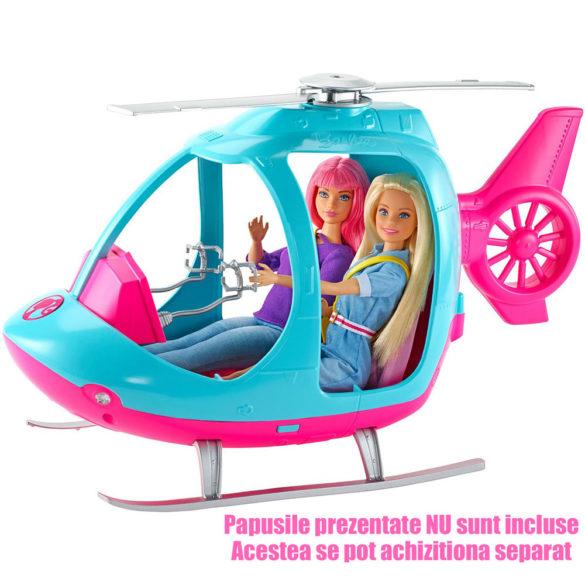 Set de joaca Barbie Dreamhouse Elicopter 6