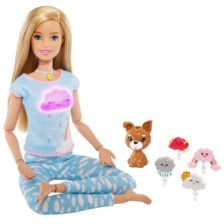 Barbie Breathe with Me Papusa Barbie pentru Meditatie