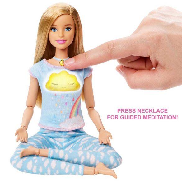 Barbie Breathe with Me Papusa Barbie pentru Meditatie 3