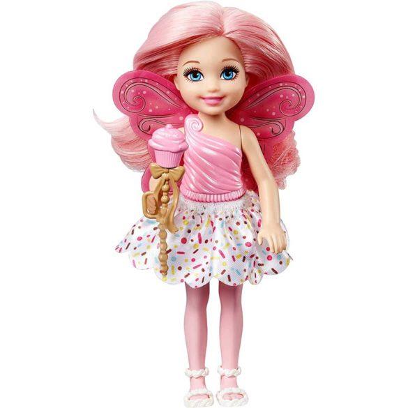 Barbie Dreamtopia Papusa mica, Zana Brioselor 14 cm