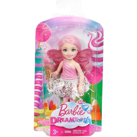 Barbie Dreamtopia Papusa mica Zana Brioselor 14 cm 4