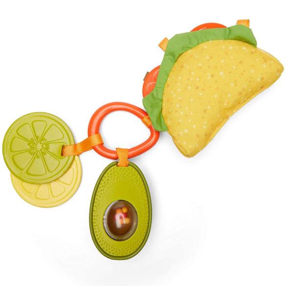 Fisher Price Jucarie Bebelusi Zornaitoare si Dentitie Taco Tuesday 4