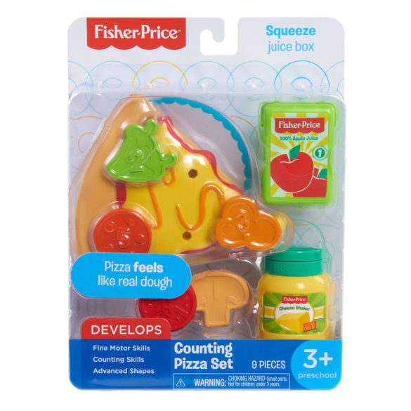 Fisher Price Set pentru pregatirea mesei Pizza 4