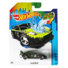 Hot Wheels Culori Schimbatoare Masinuta 24/SEVEN