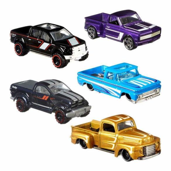 Masinute Hot Wheels Colectia American Pickup