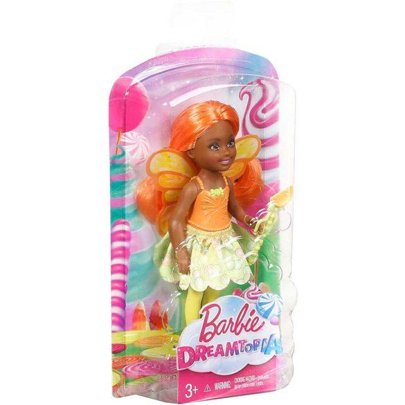 Barbie Dreamtopia Papusa mica Zana Citricelor 14 cm 4