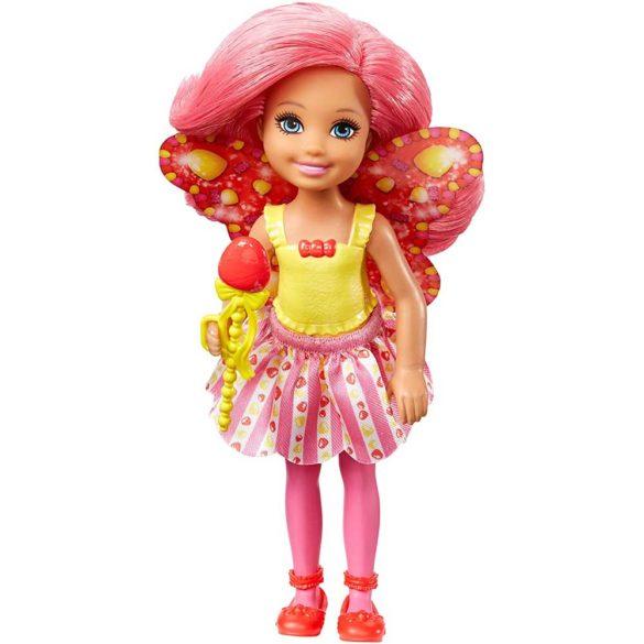 Barbie Dreamtopia Papusa mica, Zana Jeleurilor, 14 cm