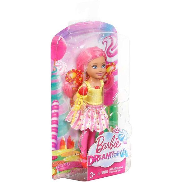 Barbie Dreamtopia Papusa mica Zana Jeleurilor 14 cm 5