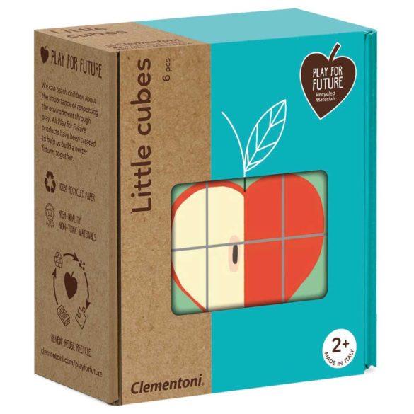 Clementoni Cuburi pentru cei mici - Fructe