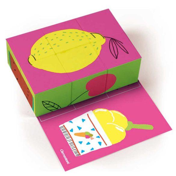 Clementoni Cuburi pentru cei mici Fructe 2