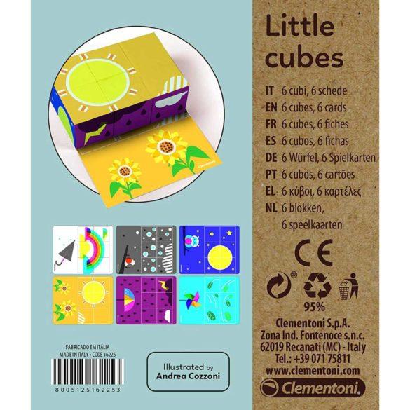 Clementoni Cuburi pentru cei mici Vremea 4